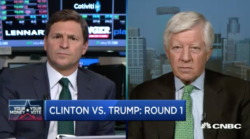 bill george on cnbc discussing market based solution to the high cost of drugs